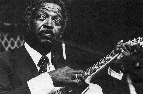 Rhythm guitar master, Freddie Green.
